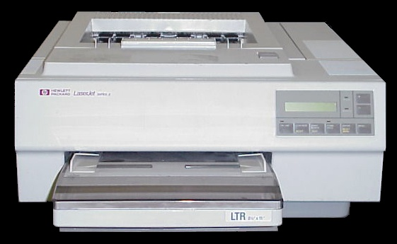 refurbished laserjet II
